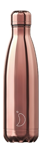 Chilly's Bottle 500ml Rose Gold