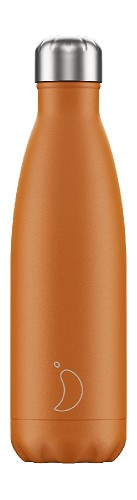 Chilly's Bottle 500ml Burnt Orange