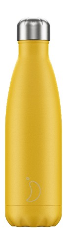 Chilly's Bottle 500ml Burnt Yellow