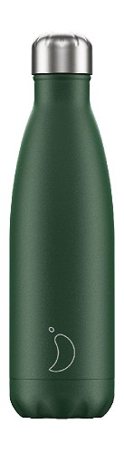 Chilly's Bottle 500ml Green Matte