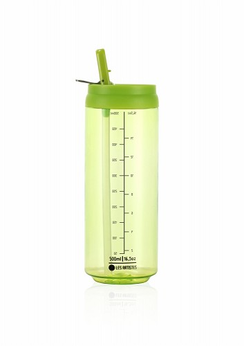 Clear Can'it 500 ml Green