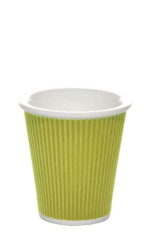 Coffee Cups 18cl Lime